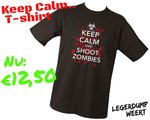 KEEP CALM AND SHOOT ZOMBIES