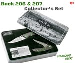 Buck 206 & 207 Collector's Set