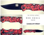 red skull knife