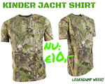 kinder jacht shirt