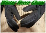 winter fleece glove