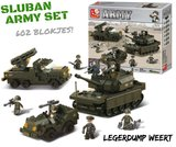 Sluban Army Set