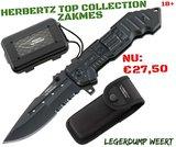 Herbertz Top Collection zakmes Revolver trommel _
