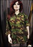 legerprint blouse