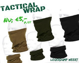 TACTICAL wrap