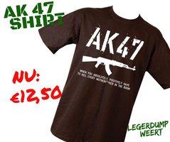 AK 47 SHIRT