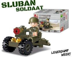 SLUBAN SOLDAAT M38-B0118