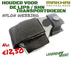 MAKHAI HOUDER VOOR LIPS / SHN TRANSPORTBOEIEN