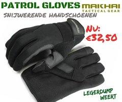 Mahkai Snijwerende Patrol gloves