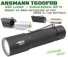 Ansmann T600FRB - 620 lumen