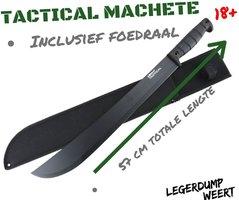 Tactical Machete