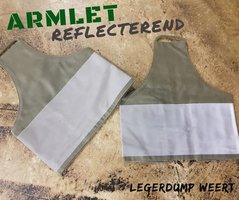 Armlet reflecterend