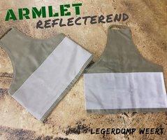 2 stuks Armlet reflecterend