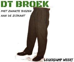 Huidige DT Broek