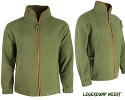 Country Fleece Jacket - Green