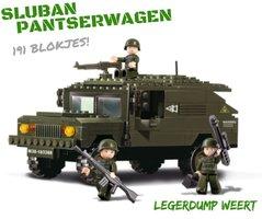 Sluban Pantserwagen