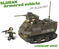 Sluban Armored vehicle