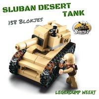 SLUBAN DESERTTANK M38-B587B