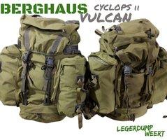 GERESERVEERD! Berghaus Cyclops II Vulcan