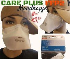 Mondkapje Care Plus Clean Mask FFP2