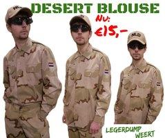 Desert blouse
