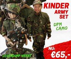 Army Kinder Set
