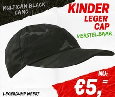 Kinder leger cap