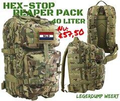 Hex - Stop Reaper Pack 40 Liter btp