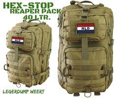 Hex - Stop Reaper Pack 40 Liter COYOTE
