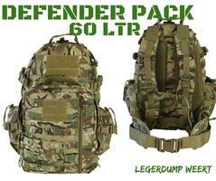 Defender Rugzak 60 liter