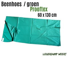 Beenhoes groen / prooftex