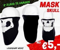 Biker Mask  / Face Mask Skull