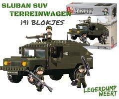 SLUBAN SUV