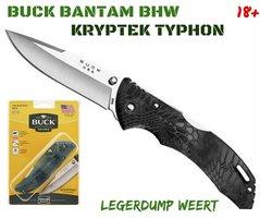 Buck Bantam Kryptek Typhon