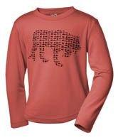 Care Plus UV-werende kinder shirts Oranje