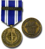 Isaf Medaille