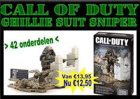 Call Of Duty Ghillie Suit Sniper