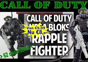 Call Of Duty Rappel Fighter