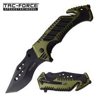 Tac Force Green Black