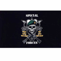 Special Forces Vlag