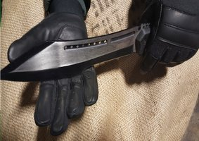 Assault glove Kevlar & Nomex