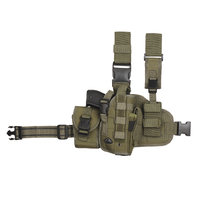 Beenholster molle