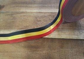 Belgisch lint op rol 2,5 cm