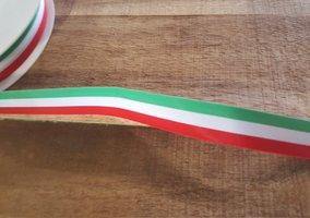 Italiaans lint op rol 1,5 cm