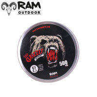 RAM GRIZZLY 4.5 pellets