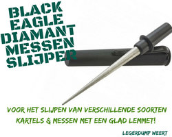 Diamant messen slijper