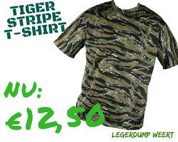 Tigerstripe T-shirt