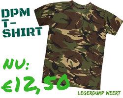 DPM CAMO T-shirt