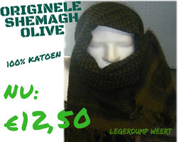 SHEMAGH OLIVE