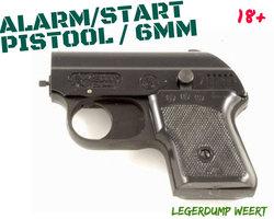 Record Alarm / startpistool 6mm